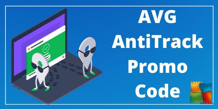 AVG AntiTrack Promo code