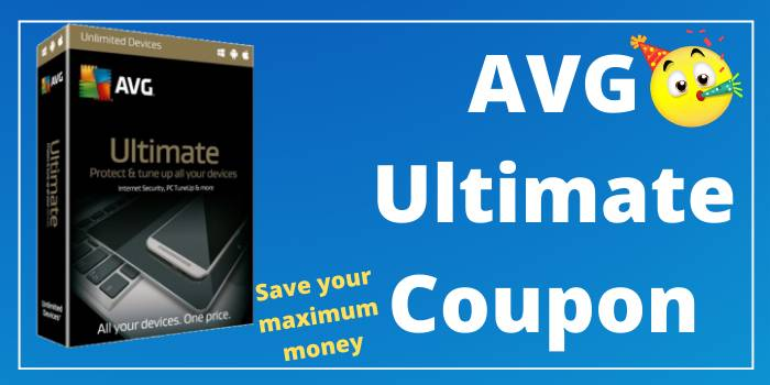 AVG Ultimate Coupon