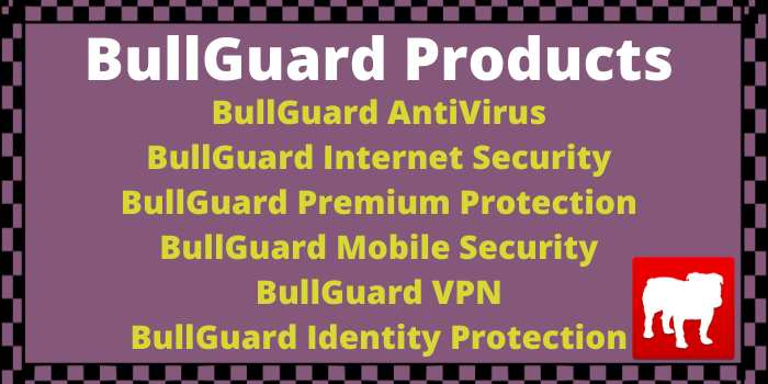 BullGuard Products