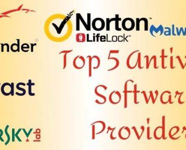 Top 5 Antivirus Software