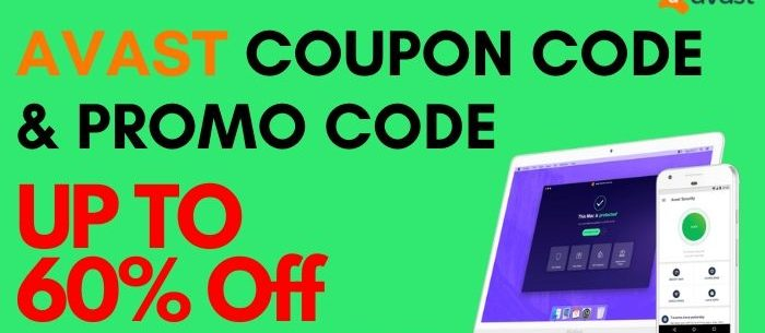Avast coupon code
