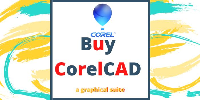 Buy CorelCAD Software