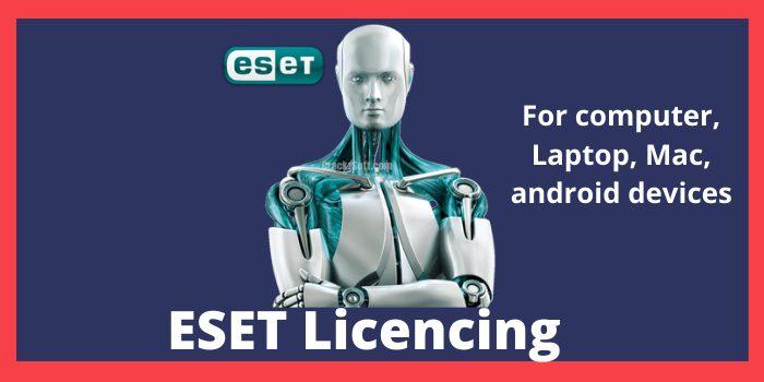 ESET licensing
