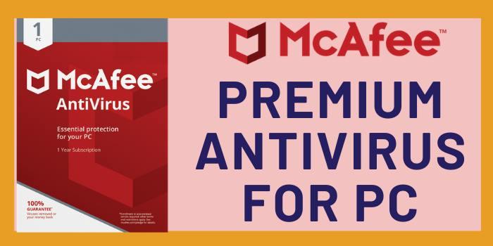 Premium AntiVirus for PC