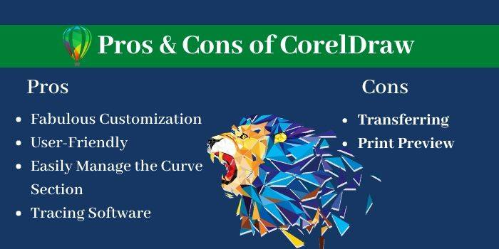 Pros and Cons of the CorelDraw