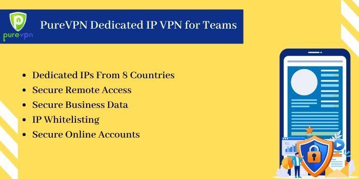 PureVPN Dedicated VPN