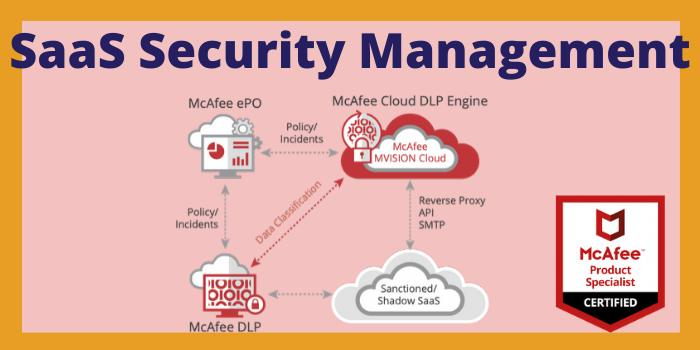 SaaS security management