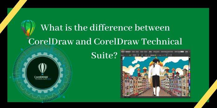 What is the CorelDraw and CorelDraw Suite Technical