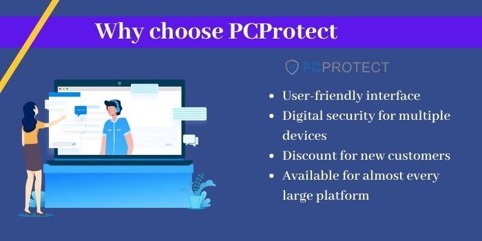 Why choose PCProtect