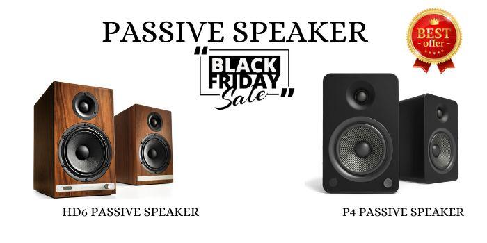AudioEngine Passive Speaker Black Friday