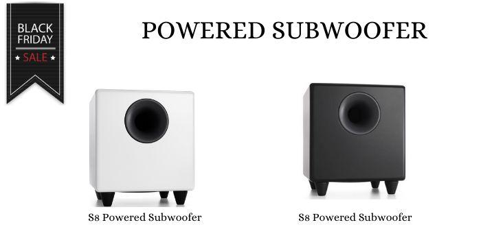 AudioEngine Powered SubWoofer Black Friday Deal