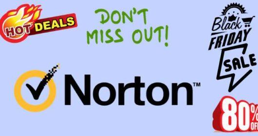 Norton 360 Black Friday Sale