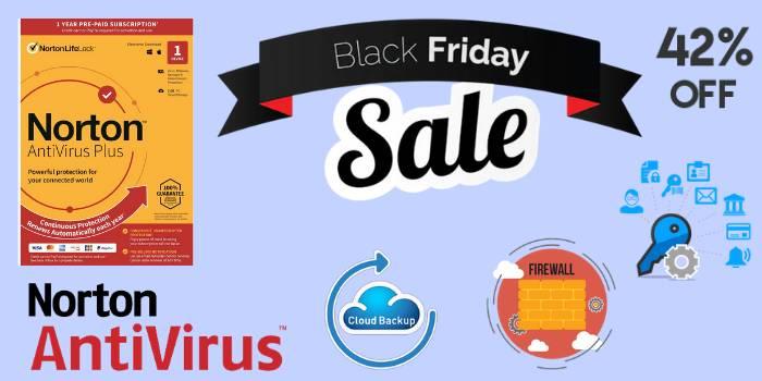 Norton Antivirus Black Friday Deals