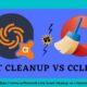 Avast Cleanup vs CCleaner www.softwaresb.com