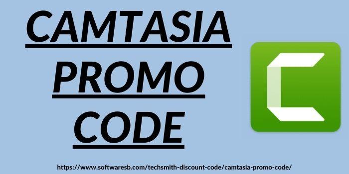 Camtasia Promo Code www.softwaresb.com
