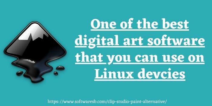Best Clip Studio Paint Linux Alternative Inkscape