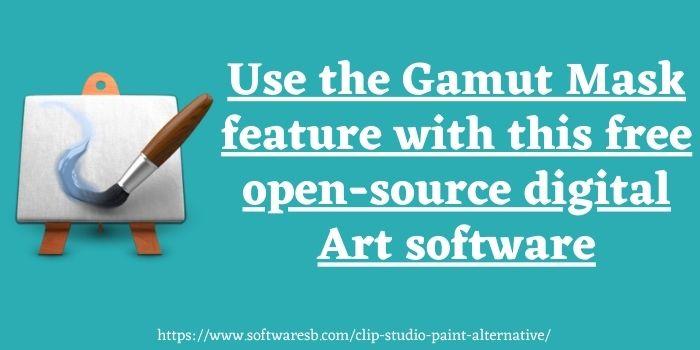Open Source Clip Studio Paint Alternative Free MyPaint